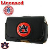 College Auburn Tigers Team Horizontal Cell Phone Pouch