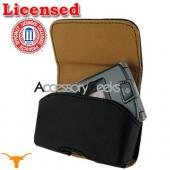 College Texas Longhorns Team Horizontal Cell Phone Pouch