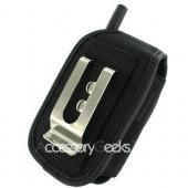 Nylon Heavy Duty Pouch - Black (FM)