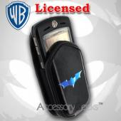WB Licensed Batman Black Cell Phone Pouch (FS, BS, BM, BL)