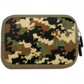 MACBETH COLLECTION MB-NC2MC NEOPRENE CAMERA CASE (MILITARY CAMO)