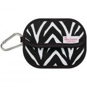 MERKURY MB-NC8ZB NEOPRENE CAMERA CASE (BLACK ZEBRA)