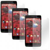 Screen Protector Medley w/ Regular, Anti-Glare, & Mirror Screen Protectors for Motorola Droid Mini