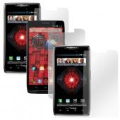 Screen Protector Medley w/ Regular, Anti-Glare, & Mirror Screen Protectors for Motorola Droid Ultra/ Droid MAXX