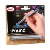 Original Fred & Friends Universal iPound Touch Screen Stylus, NAIL - Gray Nail