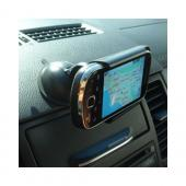 Original Bracketron Cradle-iT Adjustable Cellphone Suction Cup Mount, ORG-295-BX - Black