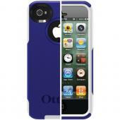 OTTERBOX APL4-I4SUN-J3-E4OTR_A IPHONE 4S COMMUTER SERIES CASE (ZIRCON BLUE/WHITE)