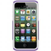 OTTERBOX APL4-I4SUN-J4-E4OTR_A IPHONE 4S COMMUTER SERIES CASE (PURPLE/WHITE)