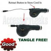 Motorola Retractable Vehicle Charger (V220 Type)
