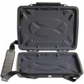 "PELICAN 1070-000-110 10.2"" 1075 HardBack(R) Case with Pick 'N' Pluck Foam Liner"