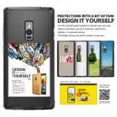 OnePlus Two Case, Ringke FUSION Series [Clear View] Shock Absorption Premium Clear Hard Case