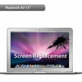 "(NO LONGER AVAILABLE) MacBook Air 13"" Screen Only Repair Service"