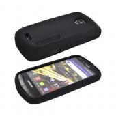 Original Incipio Samsung Droid Charge Silicrylic Dual Hard Case on Silicone w/ Screen Protector, SA-147 - Black