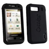 Original Otterbox Defender Series Samsung Omnia 900 Series , 3 Layers of Protection - Black