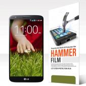RED SHIELD High Definition Ultra Premium Hammer Strength Clear Screen Protector for LG G2