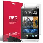 Clear CellLine Premium Anti-Shock Screen Protector for HTC One