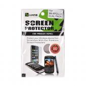 Premium Blackberry Apollo Screen Protector (2 Pack) - Clear