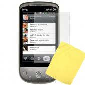 Sprint HTC Hero High Quality Screen Protector - Clear