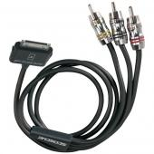 SCOSCHE IPAV IPOD & IPHONE SHOWTIME A/V CABLE, 6 FT
