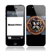 Original Music Skins Apple iPhone 5 Protective Skin - Kiss Rock & Roll Over