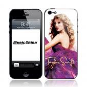 Original Music Skins Apple iPhone 5 Protective Skin - Taylor Swift Speak Now