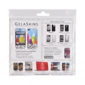 Original GelaSkins AT&T/ Verizon Apple iPhone 4 Protective Skin - Black & White Cable Cranes