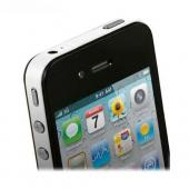Original TruePower Apple iPhone 4 Thin Skin - Carbon Fiber White