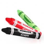 Original Homade Universal iCrayon Stylus Pen for Touch Screens - Red Crayon