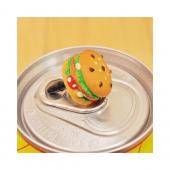 Universal 3.5mm Headphone Jack Stopple Charm - Yummy Hamburger