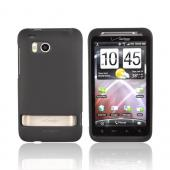 Original Sonix HTC Thunderbolt Rubberized Hard Case, SX-010434 - Black