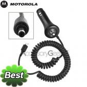 Original Motorola Car Charger (SYN9791) - V220 type