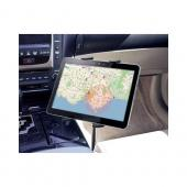 "Original Arkon Universal Tablet (7""- 12"") Rear Seat Headrest Car Mount, TAB-RSHM - Black"