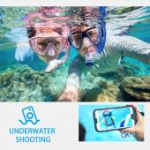 VASY White Samsung Galaxy Note 3 Waterproof/ Dustproof/ Dirt Proof Protective Hard Case w/ Kickstand & Lanyard - Perfect Alternative to LifeProof!