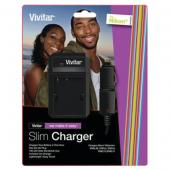 VIVITAR VIV-SC-CAS LI-ION BATTERY CHARGER (FOR CASIO CAMERAS)