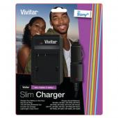 VIVITAR VIV-SC-SON LI-ION BATTERY CHARGER (FOR SONY CAMERAS)