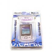 DICAPac WP-C10 Waterproof Cell Phone Case for Bar& Slider Phones Apple iPod iPhone 3G 3GS 4 4S - Pink