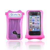 Original DICAPac Apple iPhone 3G 3GS 4 4S Waterproof Cell Phone Case, WP-I10PI - Pink