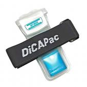 DICAPac WP-MS20 Waterproof Cell Phone Case for Apple iPod Nano w/ Waterproof Dicapac Headset, WP-MS20